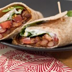 Vegetarian Bean Burritos-6629