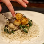 Seared Scallops Dish-9792