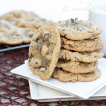 Whole Wheat Chocolate Pecan Cookies-0644