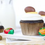 {Secret Ingredient} Cadbury Creme Cupcakes-2244