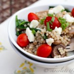 Vegetarian Greek Israeli Couscous-2271