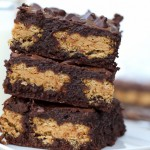 Whole Wheat PB Girl Scout Brownies-2210