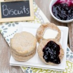 Whole Grain Fluffy Biscuits-3161