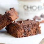 Chocolate Chobani Brownies-6527