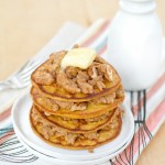 Whole Wheat Pumpkin Streusel Pancakes-8031