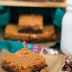 Buttersotch Chocolate Blondies-9320