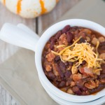 Quck Crock Pot Chili-9203