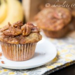 Whole Wheat Banana Streusel Muffins-0384